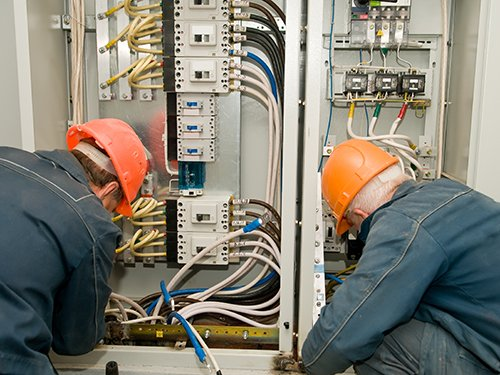 Commercial Electrical Grand Rapids Electricians 877